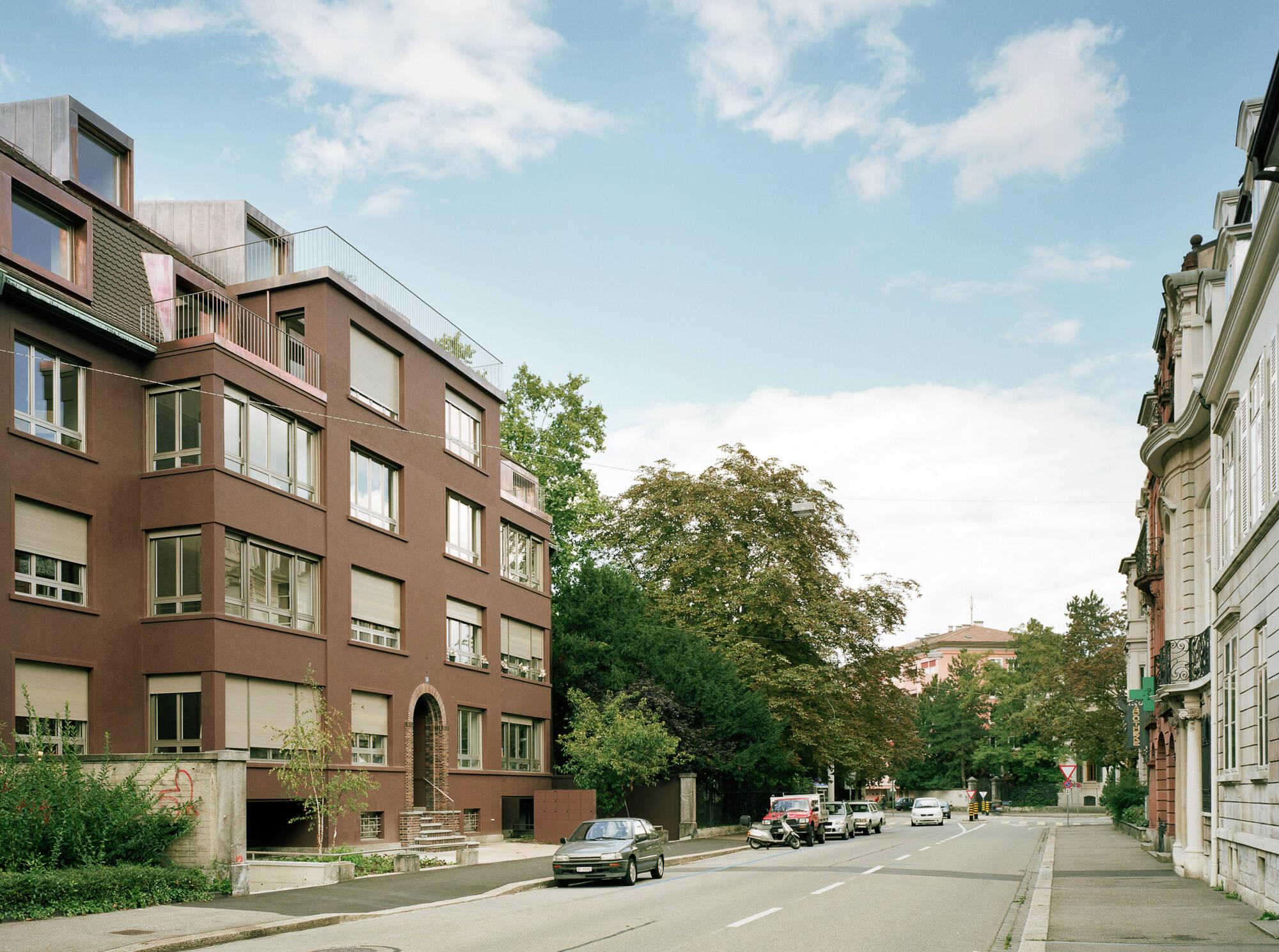 Residential Housing Sevogelstrasse