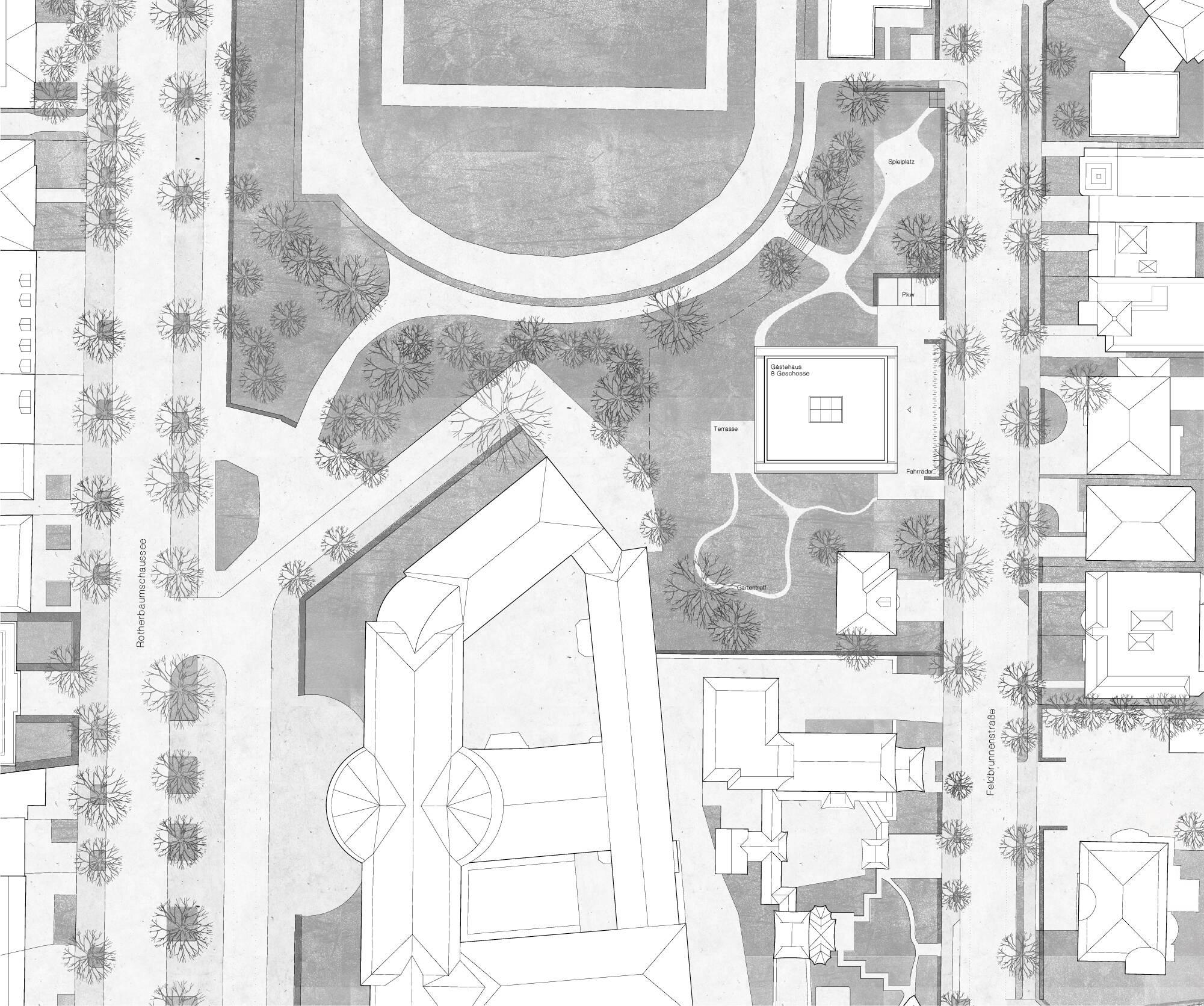 University Guest House